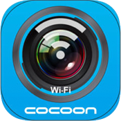 coccon wifiアプリ