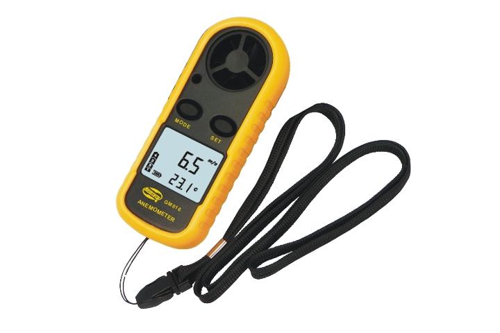デジタル 風速計